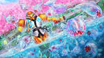 Metroid Koi by Neal-Akuma