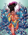 Octo Eye God Ema