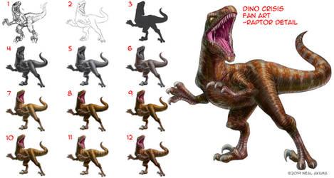 Raptor Step By Step Final
