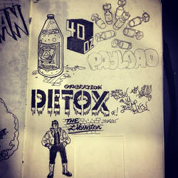 Black Book: DETOX by mikefasano