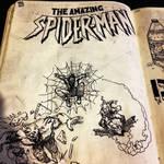 Spidey Doodles