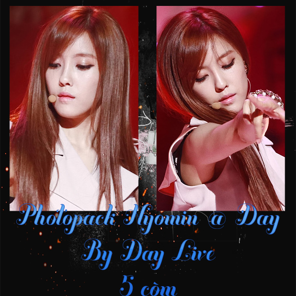 Images for hyomin day by day