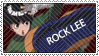 Rock Lee Stamp by Twisticide