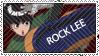 Rock Lee Stamp by Twisticide