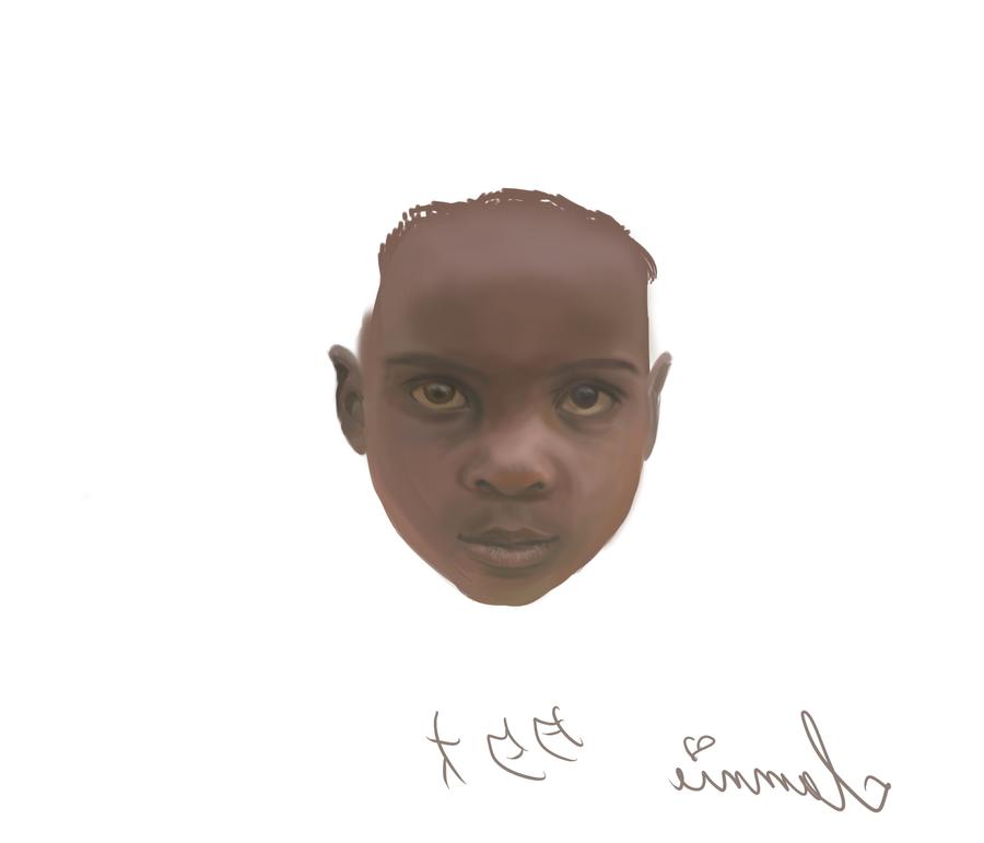 Nyaradzo WIP1 by iamniquey