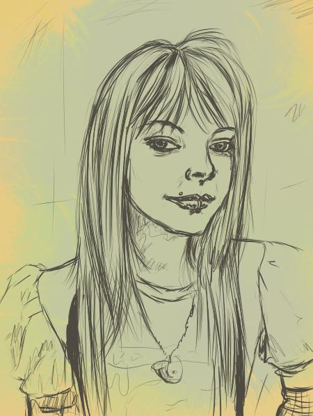 Sketch 8 - 7-02-11 by iamniquey