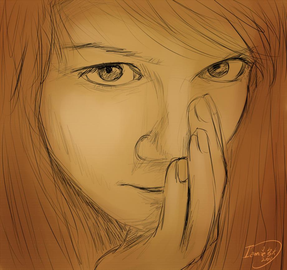 Sketch 24 - 9-01-11 by iamniquey