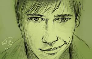 Sketch 25 - 9-02-11 by iamniquey