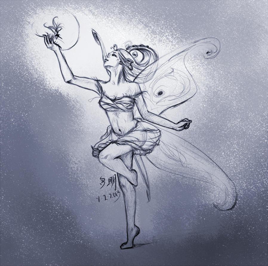 2013-08-02 - Bubble dancer by iamniquey