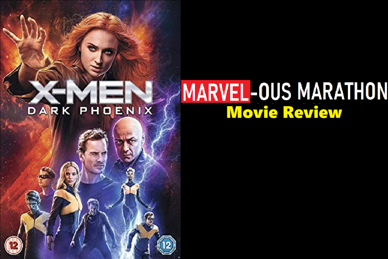 X Men Dark Phoenix 2019 Review By Jacobhessreviews On Deviantart