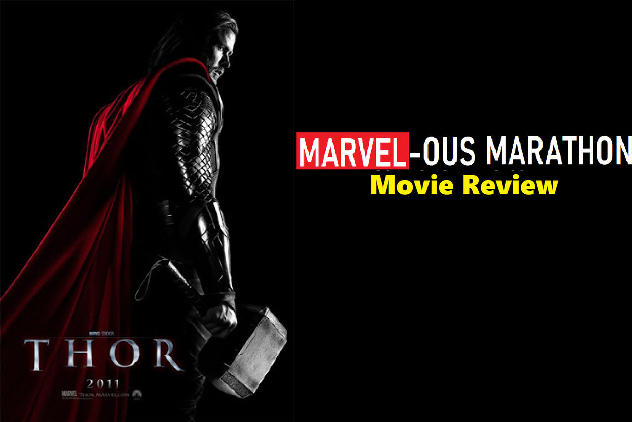 Thor 2011 Review By Jacobhessreviews On Deviantart