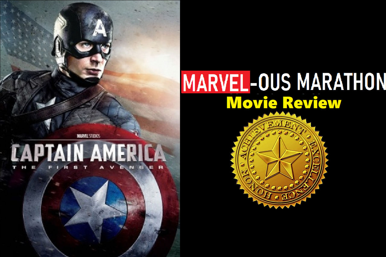 Captain America The First Avenger 2011 Review By Jacobhessreviews On Deviantart