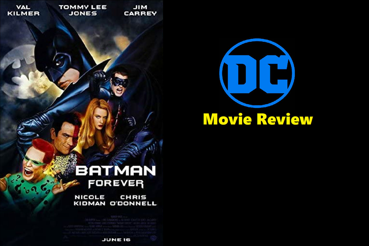 Batman Forever 1995 Review By Jacobhessreviews On Deviantart