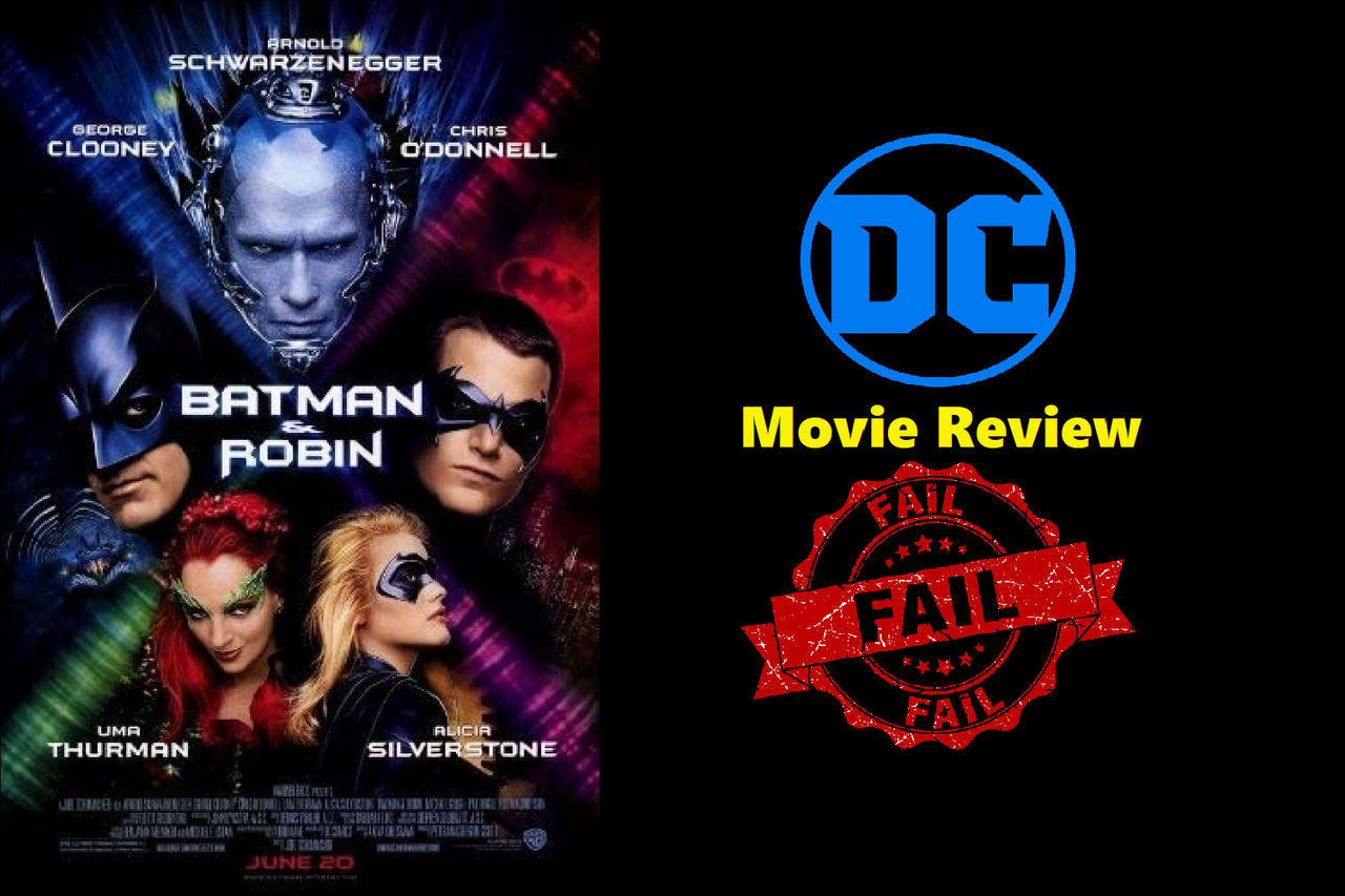 Batman And Robin 1997 Review By Jacobhessreviews On Deviantart