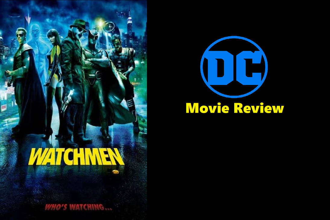 Watchmen 2009 Review By Jacobhessreviews On Deviantart