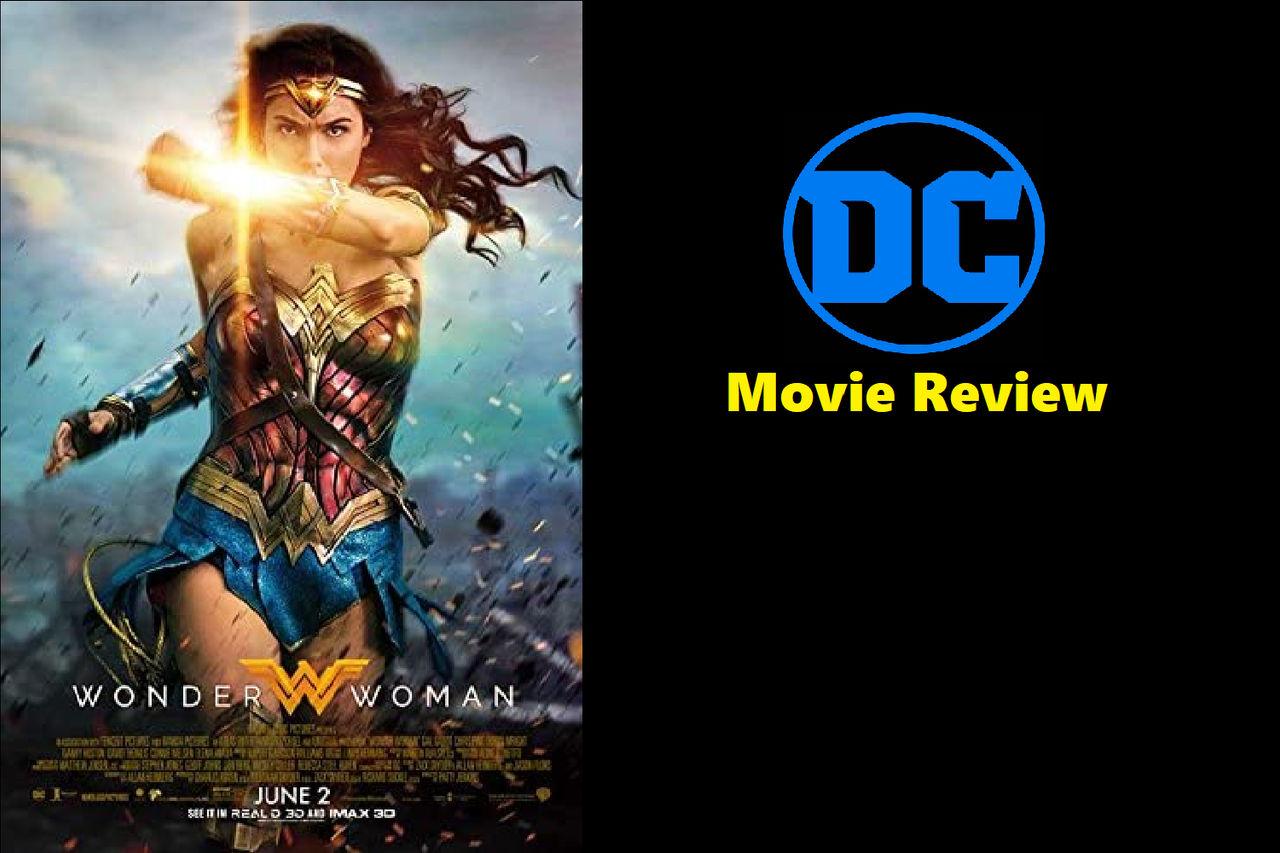 Wonder Woman 2017 Review By Jacobhessreviews On Deviantart