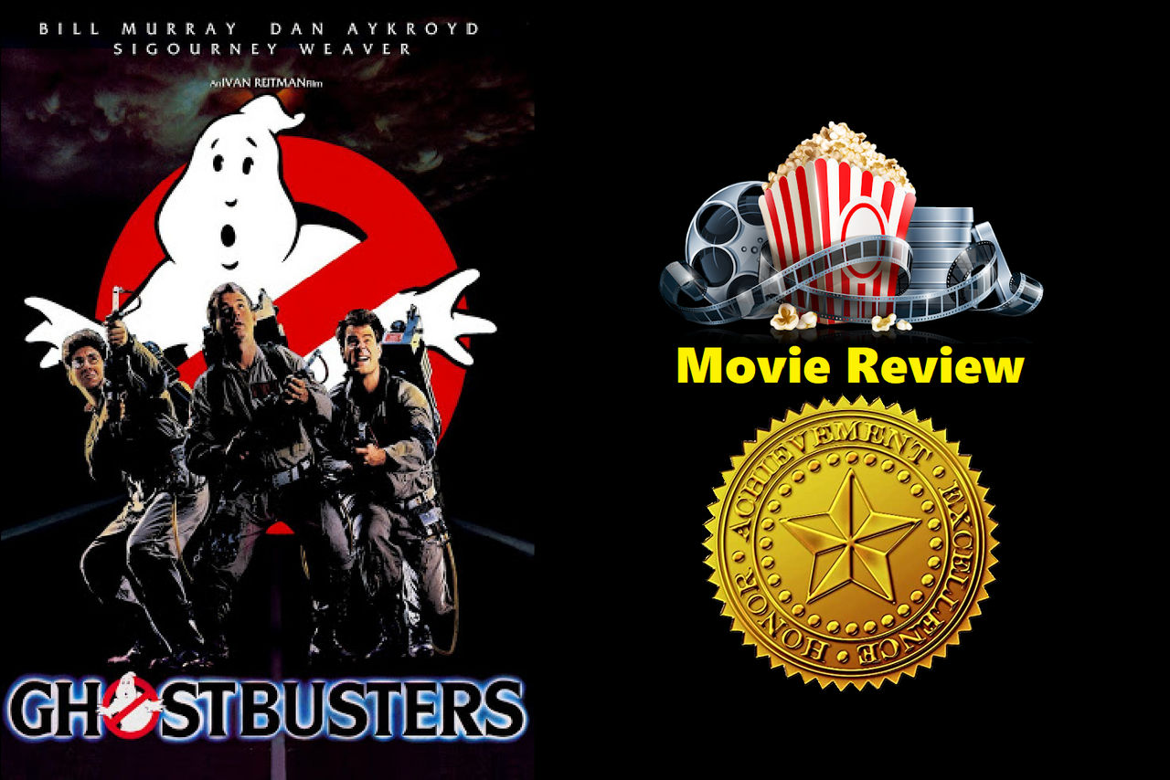 Ghostbusters 1984 Review By Jacobhessreviews On Deviantart