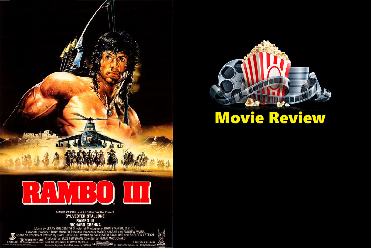 Rambo Iii 1988 Review By Jacobhessreviews On Deviantart