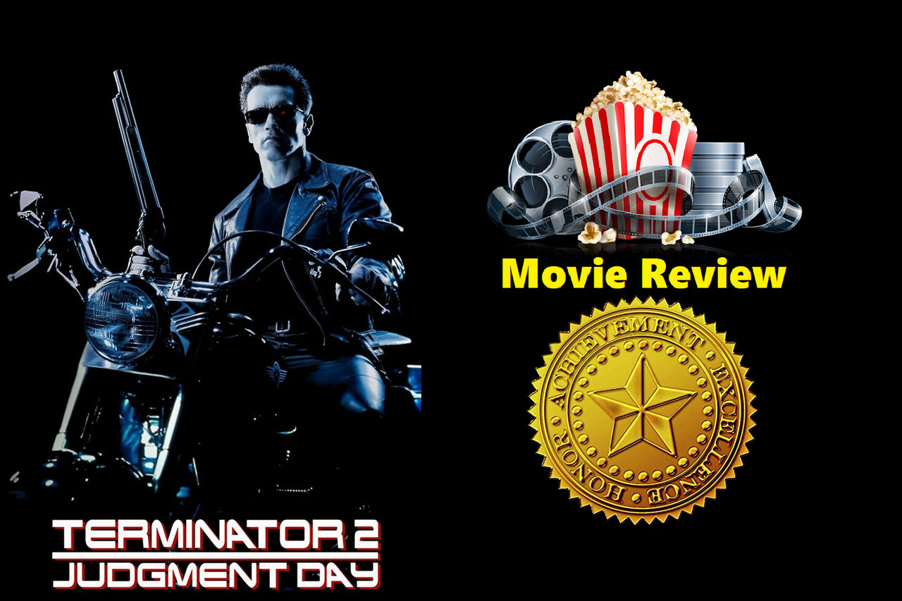 Terminator 2 Judgment Day 1991 Review By Jacobhessreviews On Deviantart