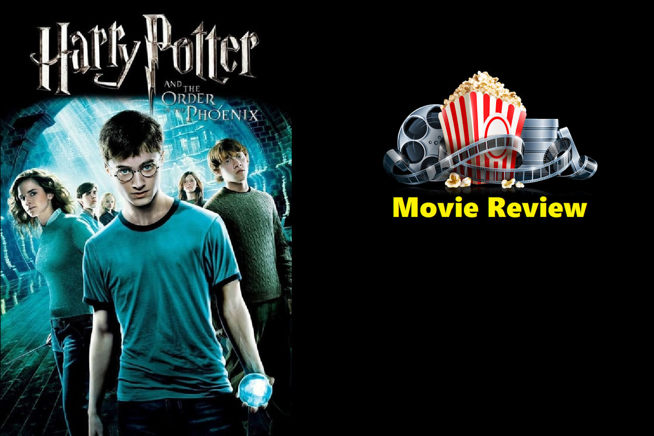 Harry Potter And The Order Of The Phoenix 2007 By Jacobhessreviews On Deviantart