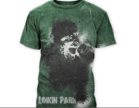 linkin park t shirt by chadski51 on deviantart. Black Bedroom Furniture Sets. Home Design Ideas