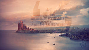 Game Of Thrones Quote Wallpaper by Chadski51
