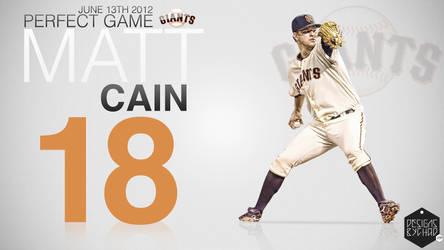 Matt Cain HD Wallpaper by Chadski51