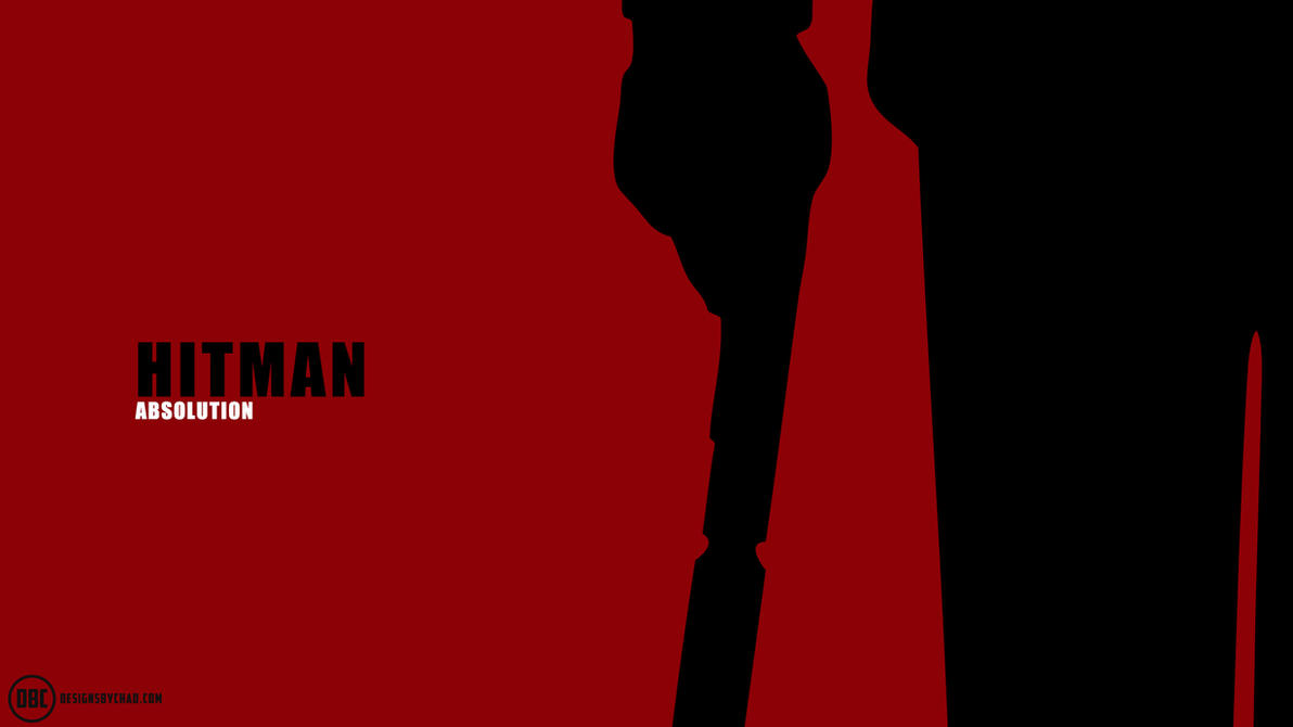 Hitman Absolution Minimal Wallpaper by Chadski51 on DeviantArt
