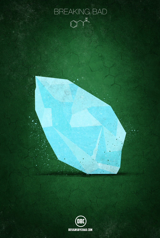 Breaking Bad 99.1 Minimal Poster by Chadski51