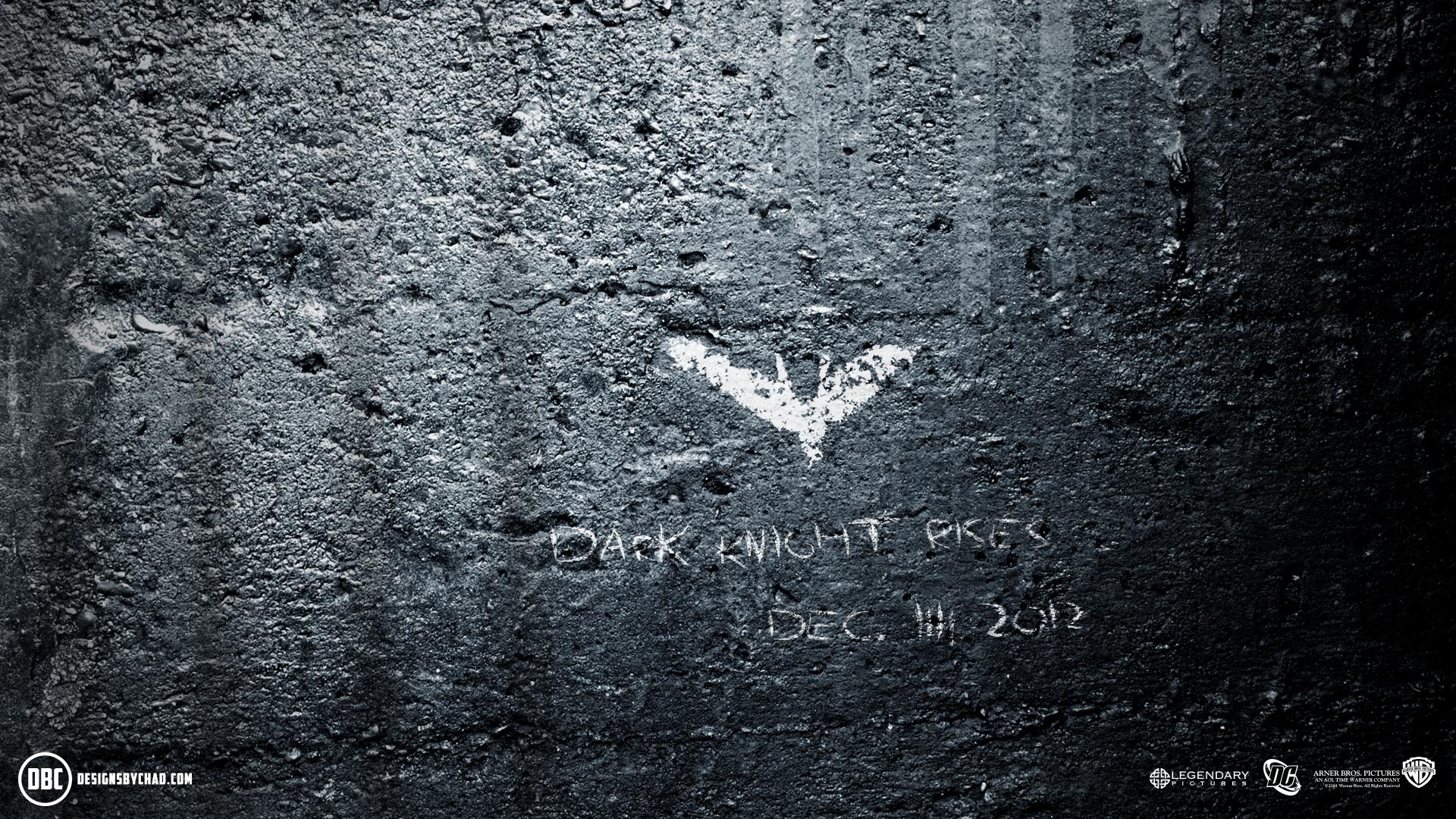 Dark Knight Rises Wallpaper by Chadski51