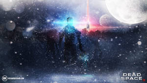 Tau Volantis - Dead Space 3 Wallpaper