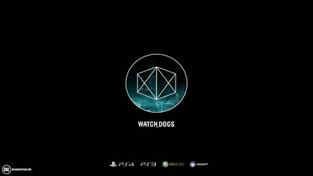 Watch Dogs Wallpaper by Chadski51