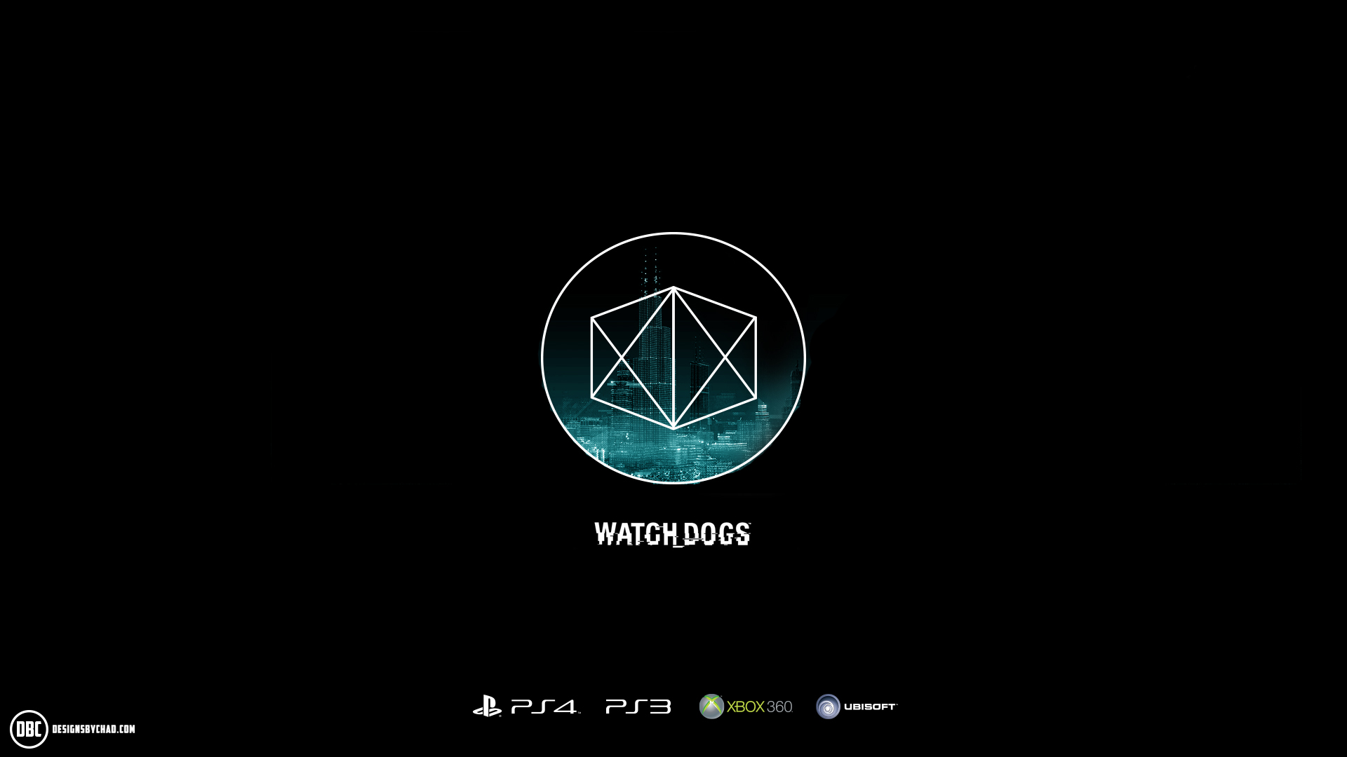 Watch Dogs Black Box Repack