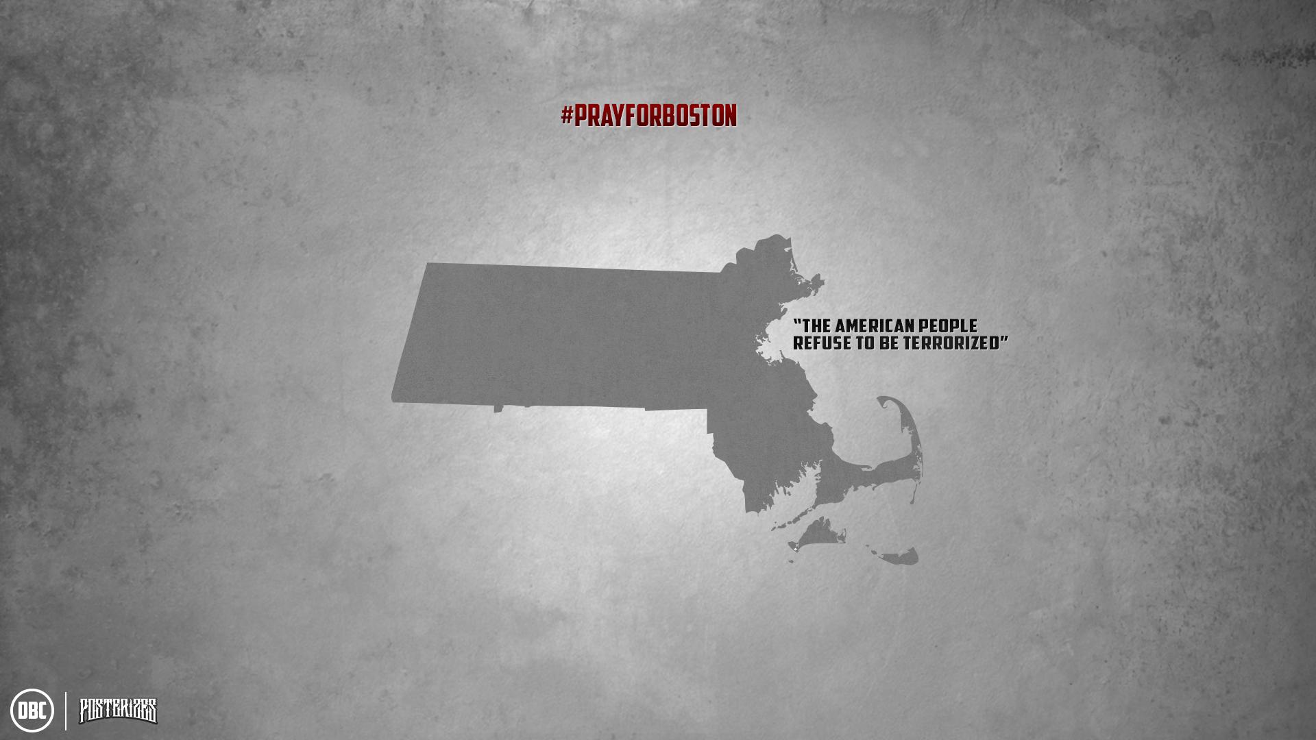 Pray For Boston by Chadski51