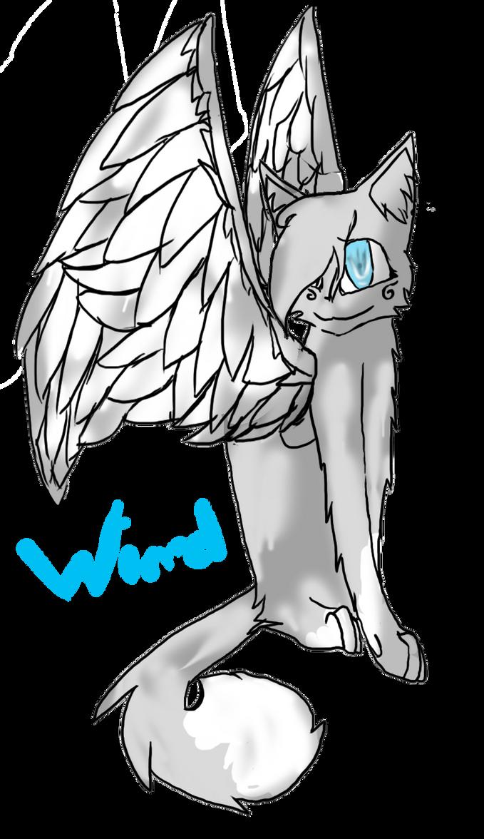 Wind: Une jolie colombe qui prend son envol Wind_by_soleilou-d8m223p