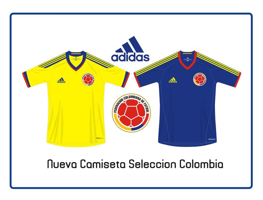 Nueva Camiseta De Colombia 2019 Detail: Nueva Camiseta Colombia By Panguanochito On DeviantART