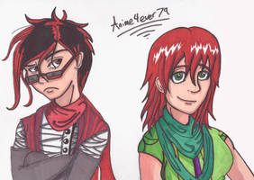 Headshot requests #3 by anime4ever79