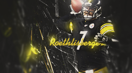 Ben Roethlisberger Signature by xmiltoN