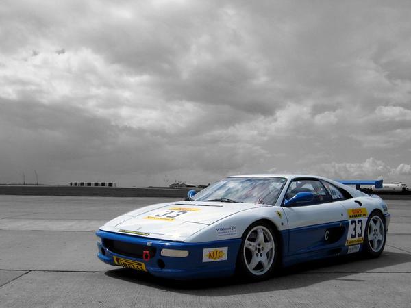 Ferrari 355 Challenge Jones Gallery