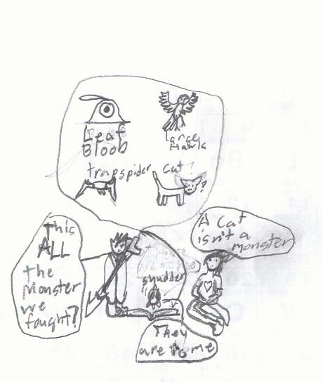 BLM Monster list by Pkmn-Freak