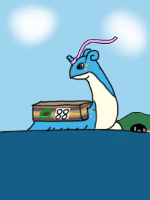 Harmony Enters the Grand Keyma Lapras Race by Pkmn-Freak