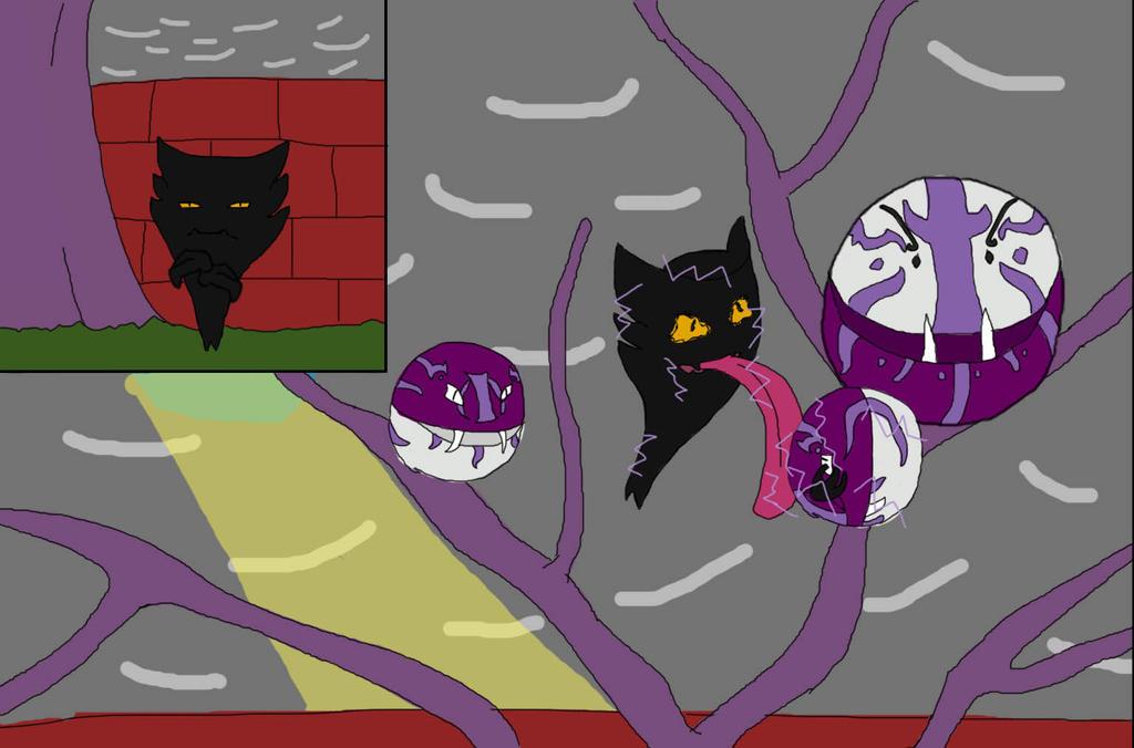 Purple Wishing Tree by Pkmn-Freak
