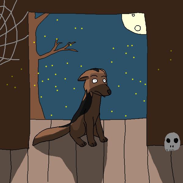 Spooky House by Pkmn-Freak