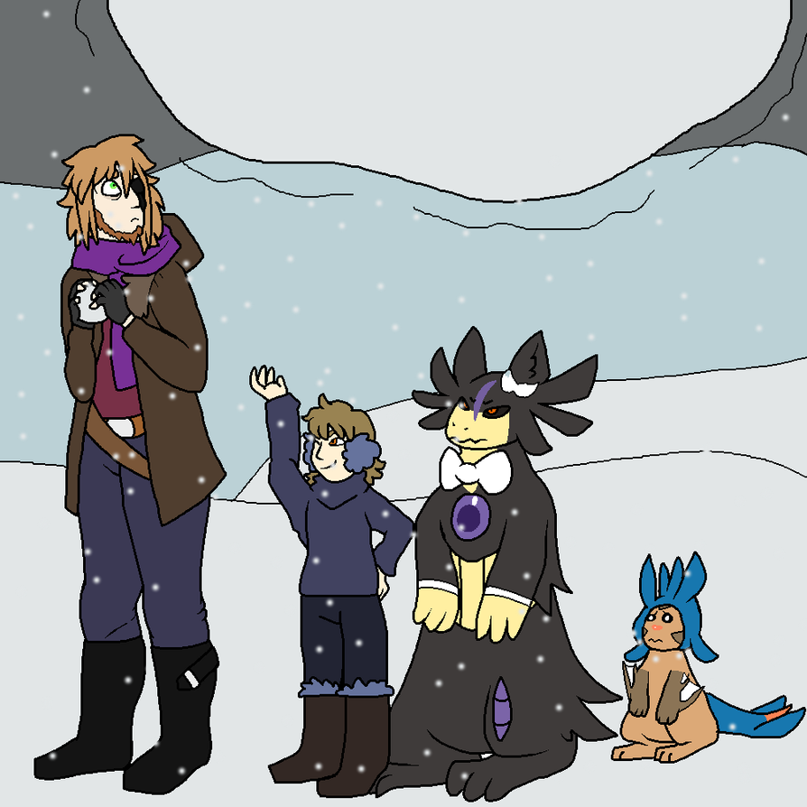 Snowstorm Snowball Snowdown by Pkmn-Freak