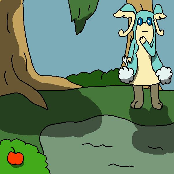 Betty in a swamp by Pkmn-Freak