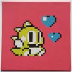 Bubble Bobble 2 - Hearts by nintentofu