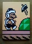 Super Mario Bros 3 - Hammer Mario World-7