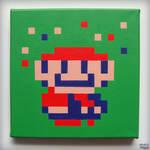 [NES] Super Mario Bros 3 (mini-game) - Mario!