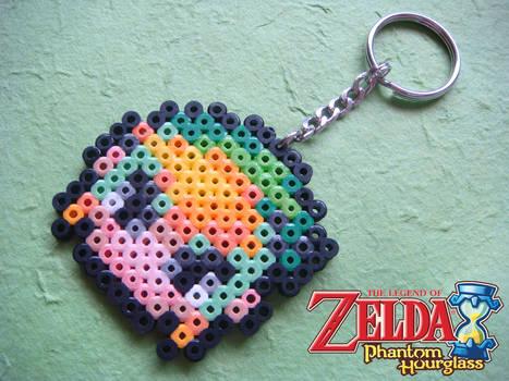 Legend of Zelda: Phantom Hourglass - Link Keychain