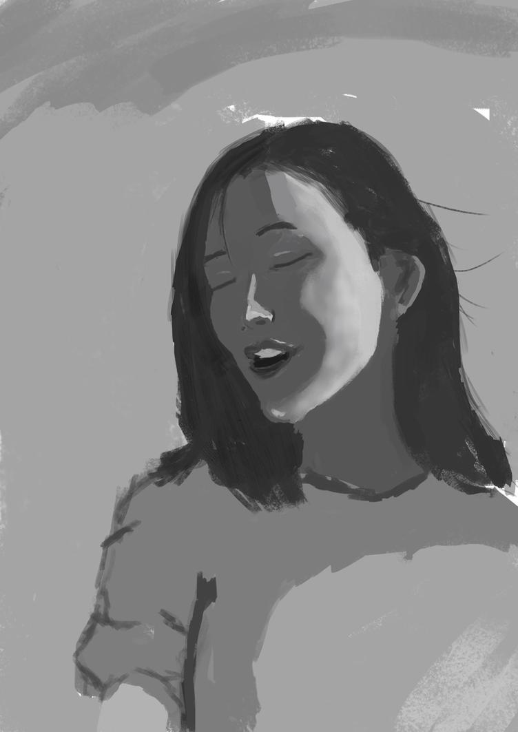 Fazerdaze Sketch by riceplant